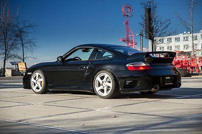 2002 Porsche 911 GT2 Coupe 2-Door 2002 Porsche 996 GT2
