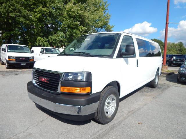 2017 Gmc Savana Passenger Passenger Van