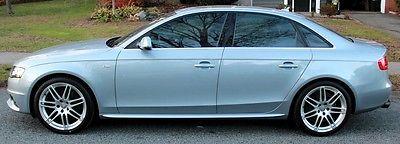 2011 Audi A4 Prestige S-Line 2011 Audi A4 Quattro Prestige S-Line with K04 and more