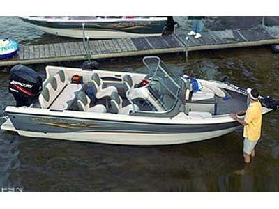 2005 Crestliner Sportfish 1850 OB