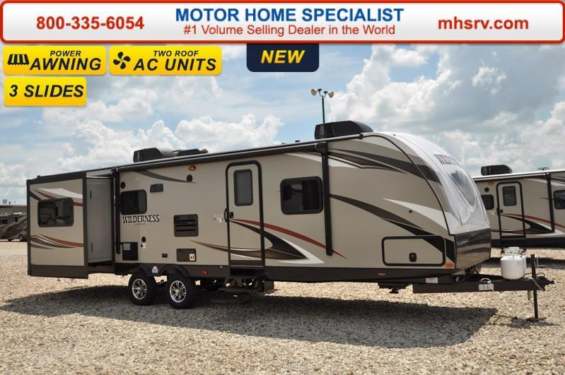 2017 Heartland Wilderness 3175RE RV for Sale at MHSRV.c