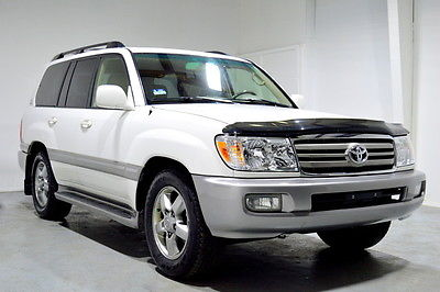 2006 Toyota Land Cruiser Base Sport Utility 4-Door 2006 TOYOTA LAND CRUISER 1.00 NO RESERVE WELL TAKEN CARE OF TAMPA FLORIDA