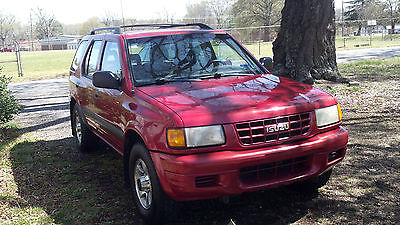 1999 Isuzu Rodeo LS 1999 Izusu Rodeo 4x4 Automatic