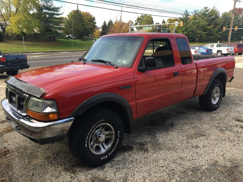 2000 Ford Ranger Supercab XLT 4WD Clean!! Must see!!!