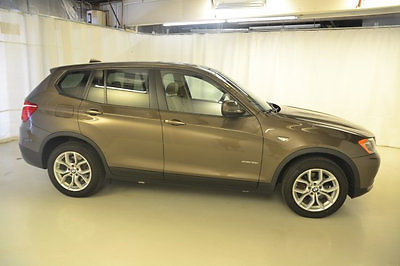 2012 BMW X3 35i 2012 BMW X3 XDRIVE 35i LOW MILES