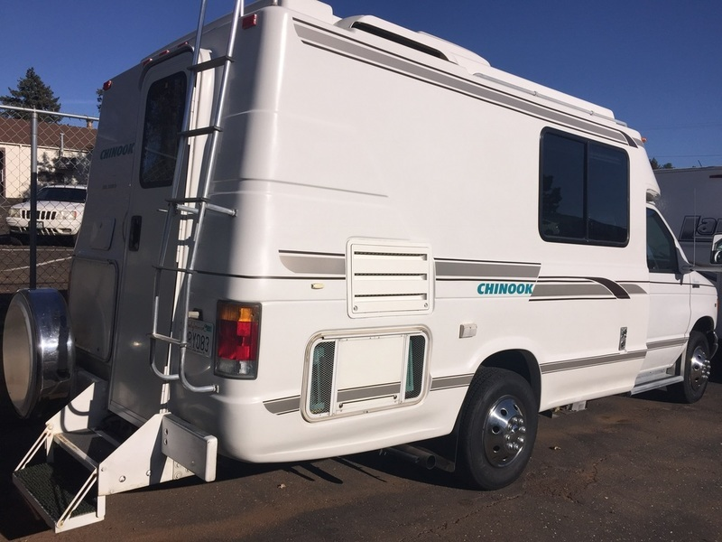 1997 Chinook Primier