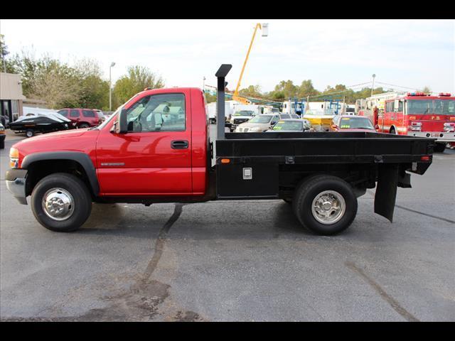 2001 Gmc Sierra 3500  Flatbed Truck