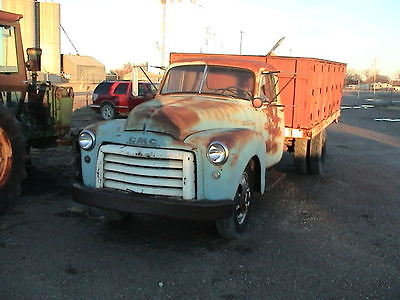 1953 GMC Other other 1953 GMC TRUCK