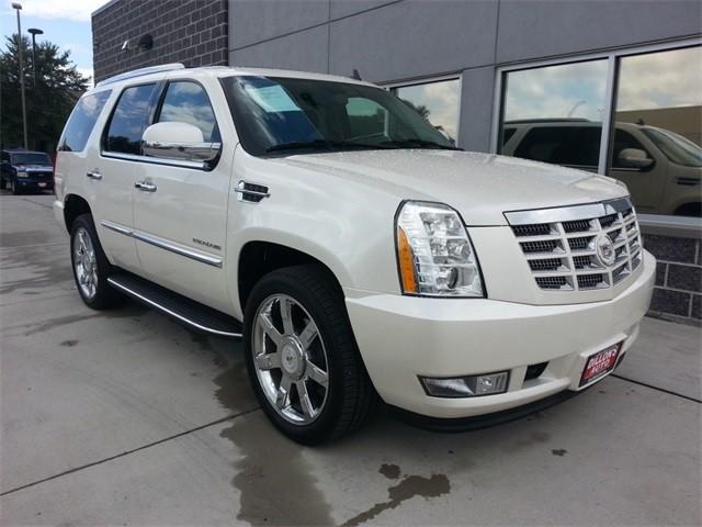 2012 Cadillac Escalade Luxury