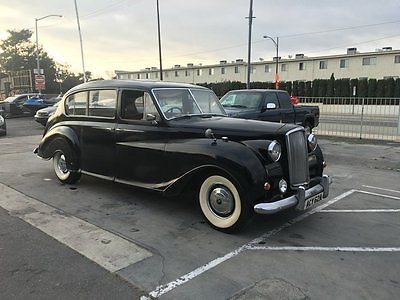 1961 Austin 4 door AUSTIN PRINCESS