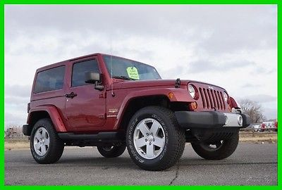 2012 Jeep Wrangler Sahara 2012 Jeep Wrangler Sahara 4X4 Like New Condition ONLY 8,000 Miles!!!