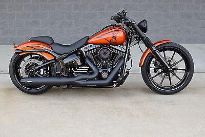 2016 Harley-Davidson Softail  2016 FXSB BREAKOUT CUSTOM!! CVO KILLER!! $14K IN XTRA'S!! DAYTONA RALLY SPECIAL!