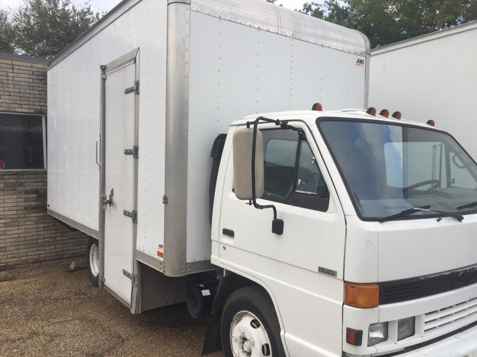1991 Isuzu Isuzu  Box Truck - Straight Truck