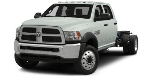 2017 Ram 3500 Chassis Cab  Cab Chassis