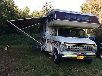 1983 Motorhome RVs for sale
