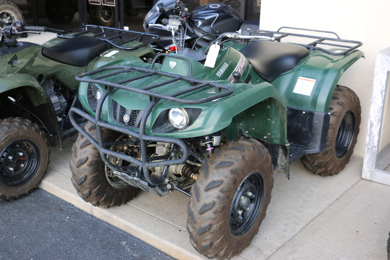 Yamaha grizzly 350 4x4 ultramatic vehicles for sale for Yamaha grizzly 350 for sale craigslist