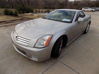 2005 Cadillac XLR 1-Owner 2005 Cadillac XLR 1-Owner Coupe Light Platinum 4.6L DOHC V8 SFI VVT Northstar En