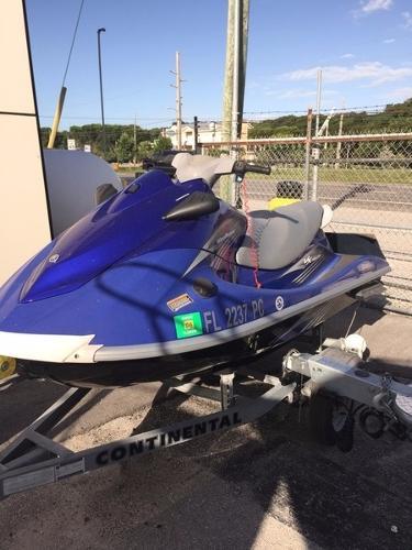2010 yamaha vx deluxe boats for sale for Yamaha waverunner vx