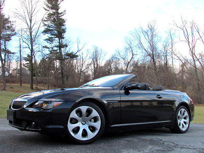 bmw 645ci convertible cars for sale rh smartmotorguide com 2004 BMW Convertible Models 2004 BMW 645Ci Review