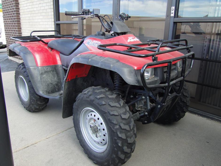2008 Honda Rancher
