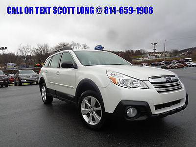 2014 Subaru Outback 2014 Subaru Outback 2.5i White 1-Owner Video 2014 Subaru Outback 2.5i Advanced Wet-Weather Traction Control 1 Owner Video AWD