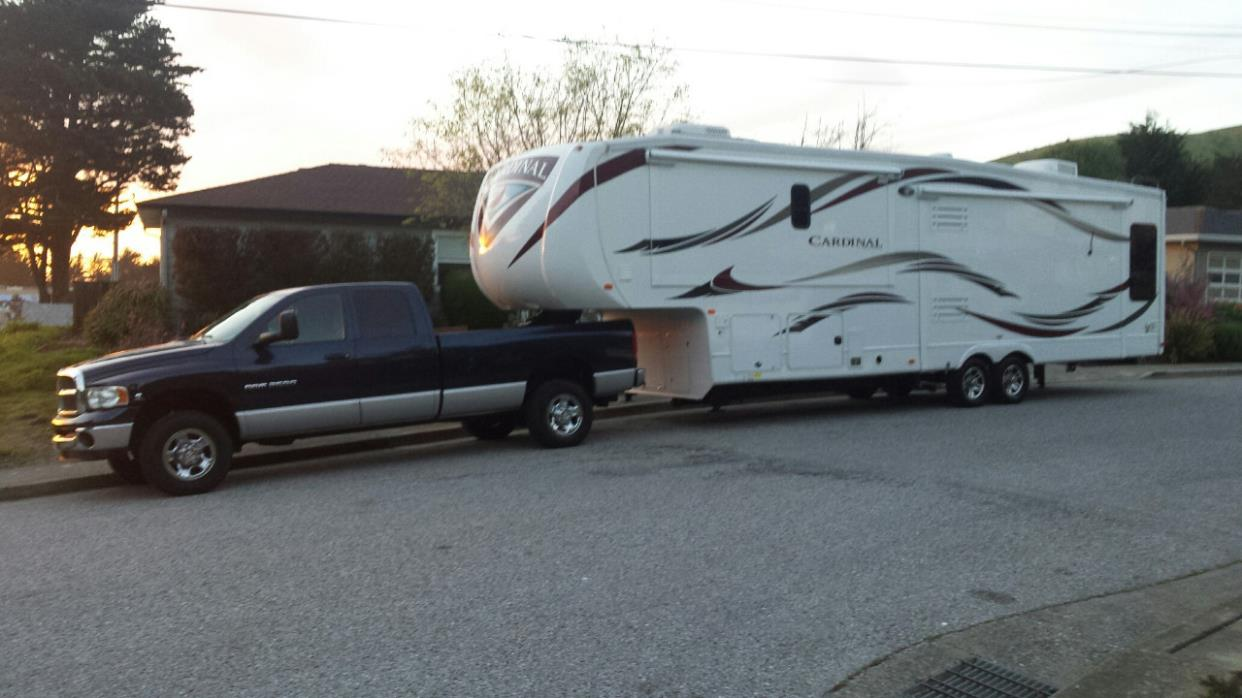 2012 Forest River CARDINAL 3850RL