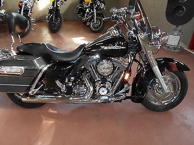2007 Harley-Davidson Touring  2007 Harley Davidson Road King Custom FLHRS