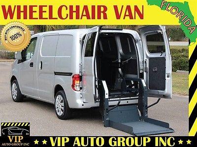 2014 Nissan NV  2014 Nissan Handicap Wheelchair Van VMI Power Ramp Mobility Lift