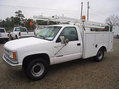 2000 Chevrolet C/K Pickup 3500 Utility Truck 2000 Chevrolet C3500 for sale!