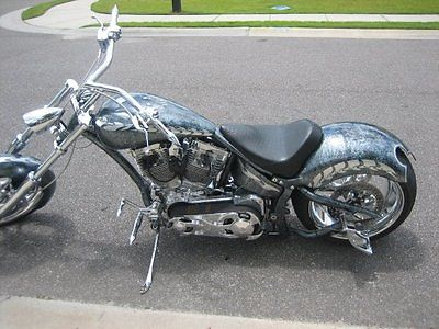 2006 Custom Built Motorcycles Pro Street  2006 SMW Godfather