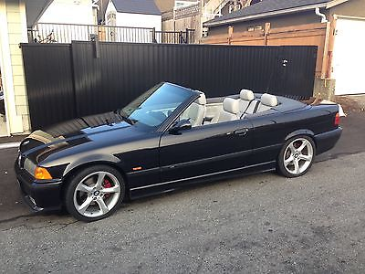BMW: M3 E36 1999 E36 BMW M3 Convertible - 5 Speed Manual