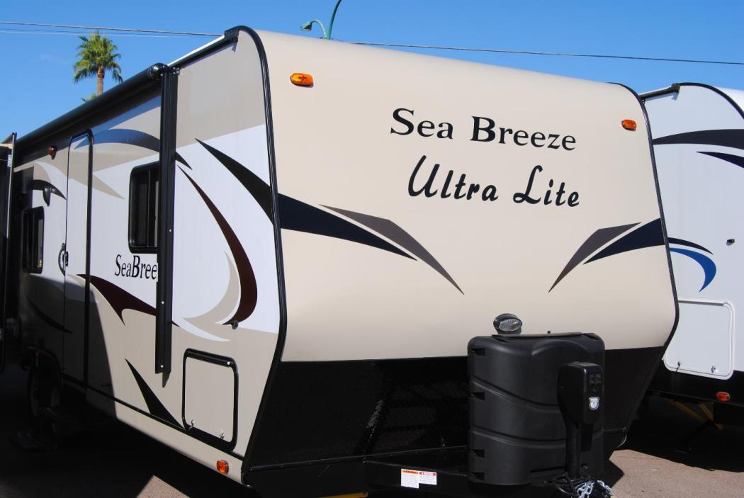 2017 Pacific Coach Works SEA BREEZE 24FB