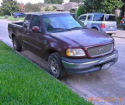 1999 Ford F-150 Base Extended Cab Pickup 4-Door 1999 Ford F-150 Base Extended Cab Pickup 4-Door 5.4L