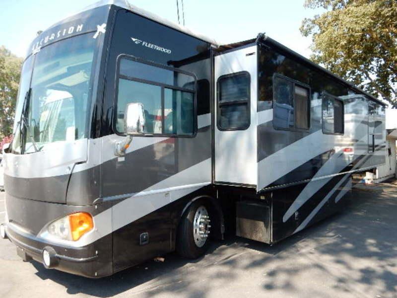 Fleetwood Excursion 39v Rvs For Sale