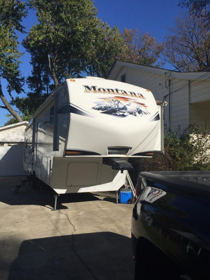2013 Keystone MONTANA 3402RL