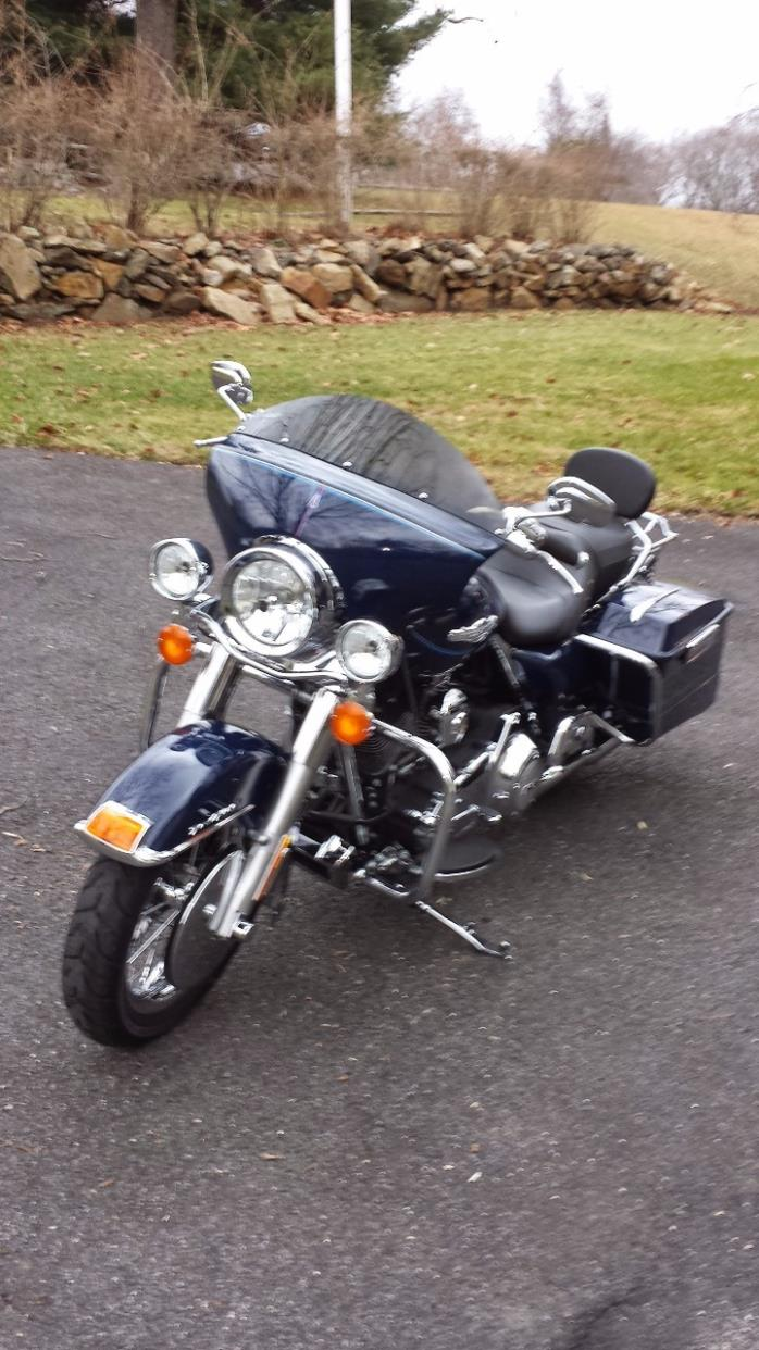 harley davidson road king motorcycles for sale in delaware