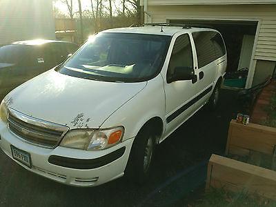 2001 Chevrolet Venture LS 2001 Chevy Venture LS ext.minivan