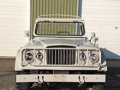 1967 Jeep Kaiser Truck 1967 Kaiser Jeep 1 1/4 ton m715