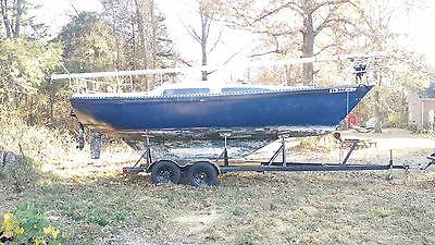 1978 25 foot Lancer Sailboat