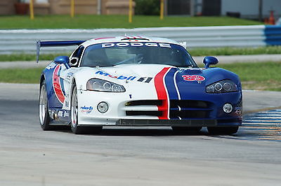 2007 Dodge Viper Viper Race Car GT - VOI 9 Euro Spec Competition Coupe - WC Trim - RARE