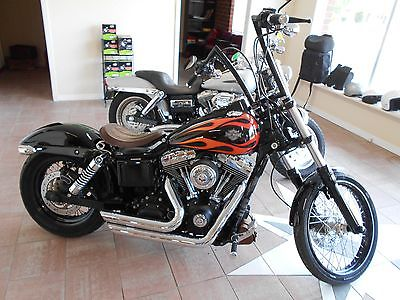 2012 Harley-Davidson Dyna  2012 Harley Davidson Dyna Wide Glide 103 FXDWG