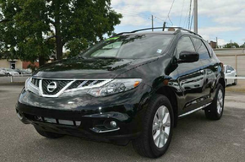 2014 Nissan Murano 2WD 4dr SV
