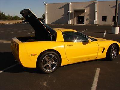 2001 Chevrolet Corvette  2001 Corvette Low Mileage