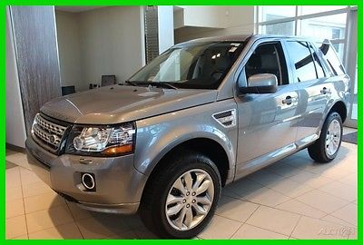 2015 Land Rover LR2 HSE 2015 HSE Used Turbo 2L I4 16V Automatic 4WD SUV Premium