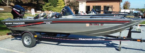 2009 Tracker Pro Crappie 175
