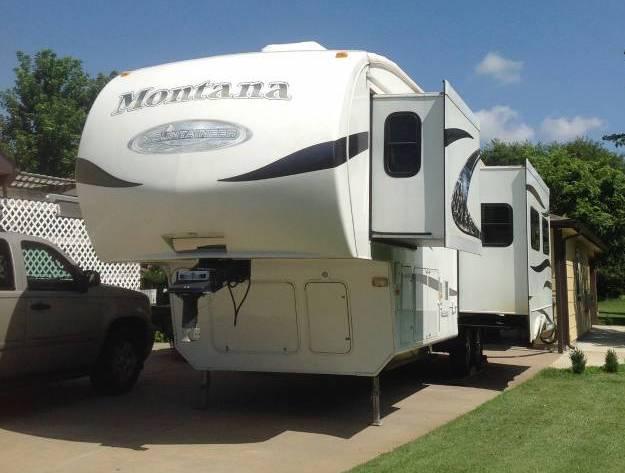 2010 Keystone Montana Mountaineer M-295 RKD