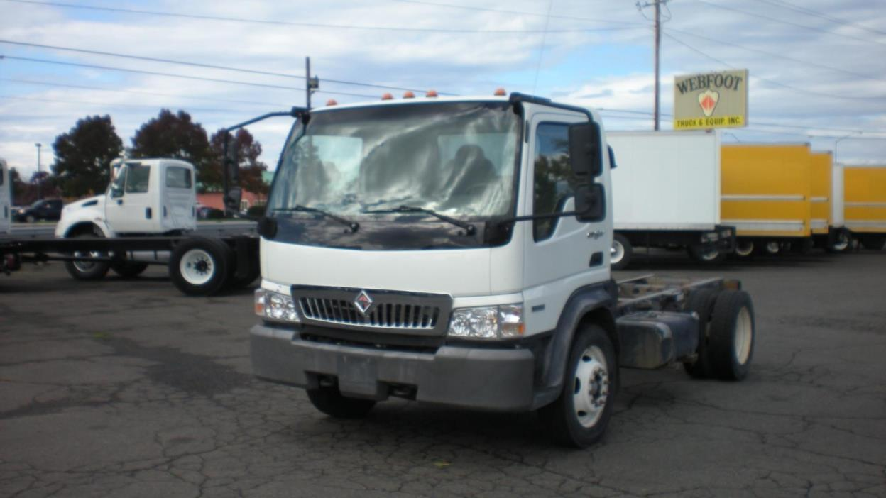 2008 International Cf600 Cab Chassis