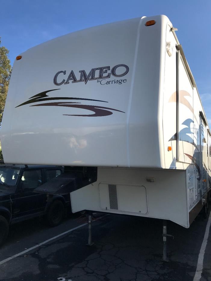 2007 Carriage CAMEO 33CKQ