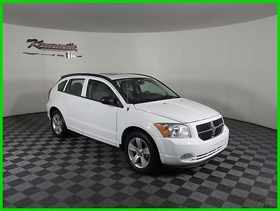 2011 Dodge Caliber Mainstreet FWD I4 Hatchback Sunroof Bluetooth 63449 Miles 2011 Dodge Caliber Mainstreet FWD Bluetooth Hatchback Easy Financing