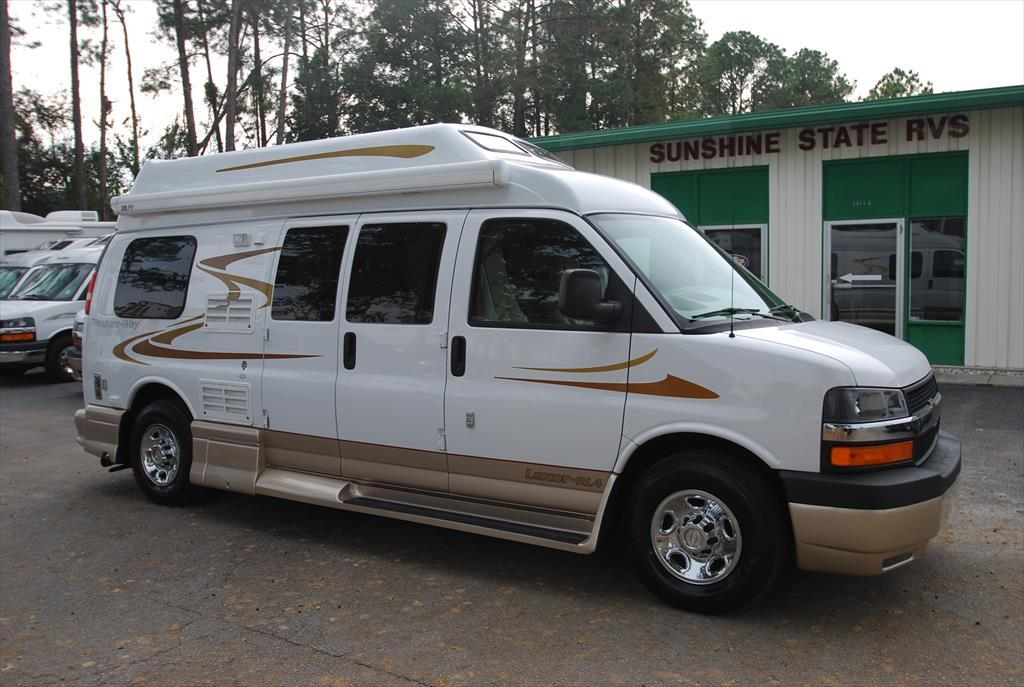2008 Pleasure-Way Lexor RL4